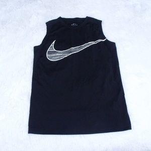 Nike Dri Fit Sleeveless T-Shirt